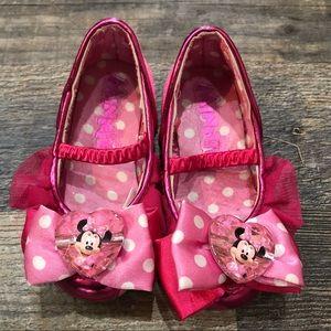 Disney Store Minnie Heels